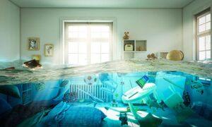 фото затопили соседи